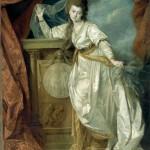 Zoffany's portrait of Elizabeth Farren