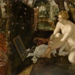 Image: Tintoretto, Susanna and the Elders. Circa 1555. Vienna, Kunsthistorsiches Museum.