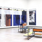 Image: Céline Condorelli, Average Spatial Compositions 2015. Installation view, Henie Onstadt Museum, Oslo.