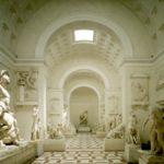Image: Interior view, Gipsoteca canoviano, Possagno (Treviso)