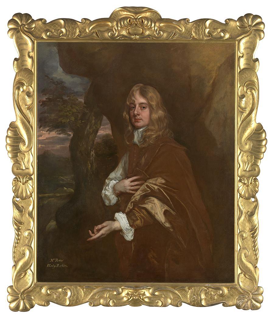 Peter Lely's Portrait of Sir John Rous